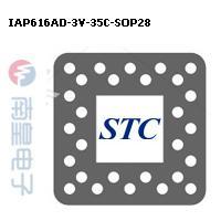 IAP616AD-3V-35C-SOP28封装图片