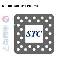 STC10F06XE-35I-PDIP40封装图片