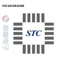 STC12C5A32AD封装图片